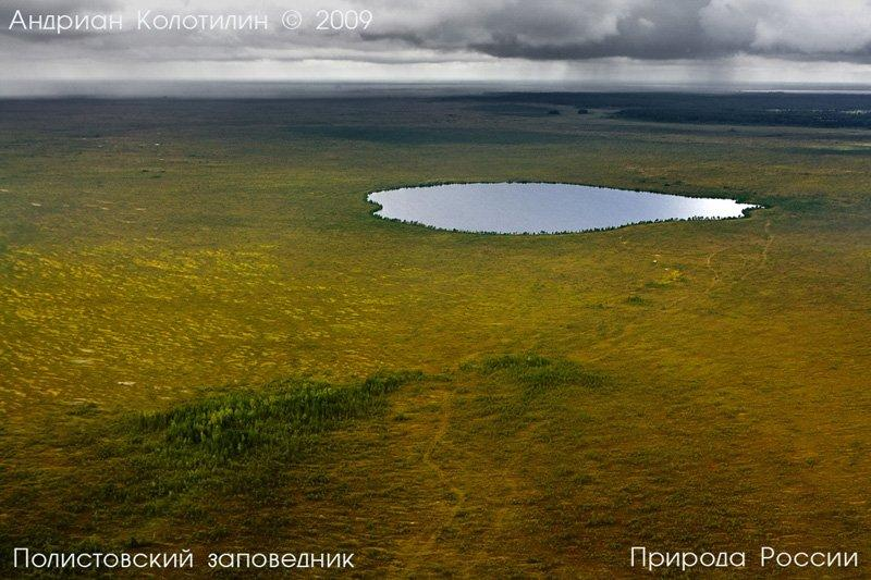 The Largest Swamp in Europe