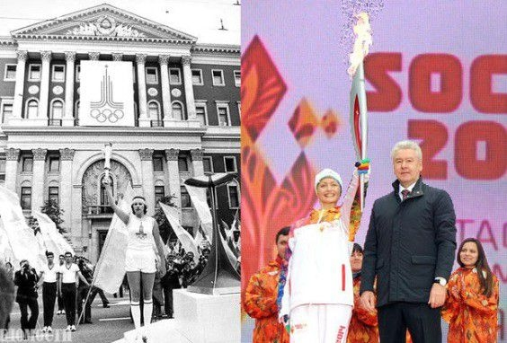 Russian Olympics: Moscow Vs Sochi