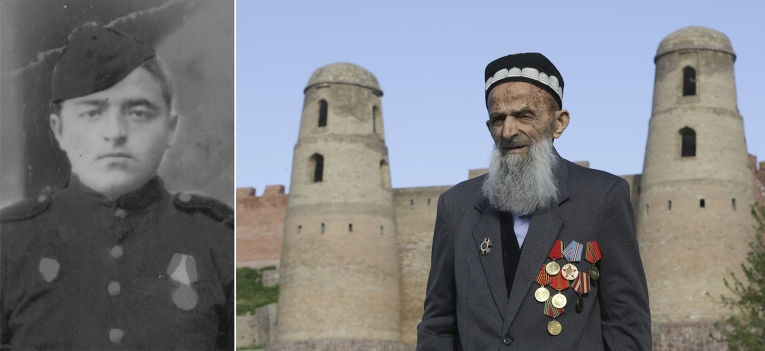 War Veterans: Then And Now