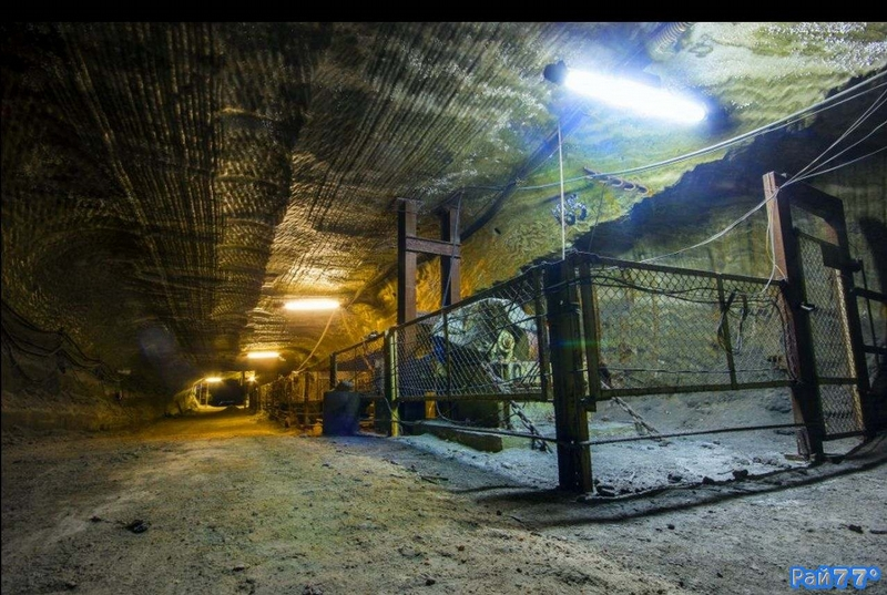 Amazing Caves of the Abandoned Carnallite Mine