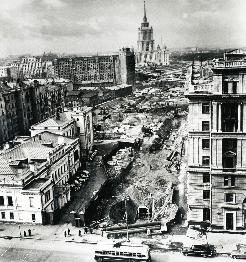 Moscow And Its Citizens In the 1960s