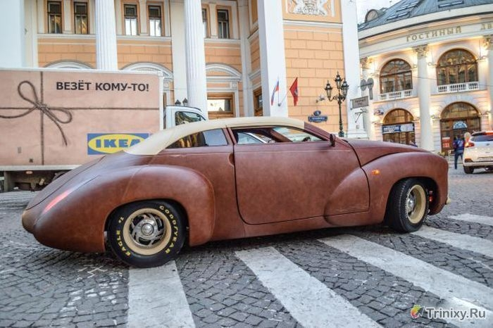 Exclusive Car For Three Million Bucks