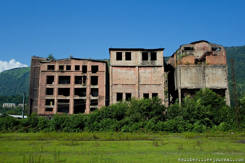 Ghost Town That Still Has a Chance to Revive