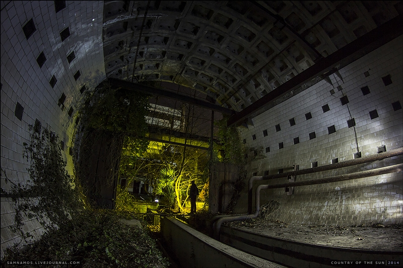 Underground Laboratory of Nuclear Research