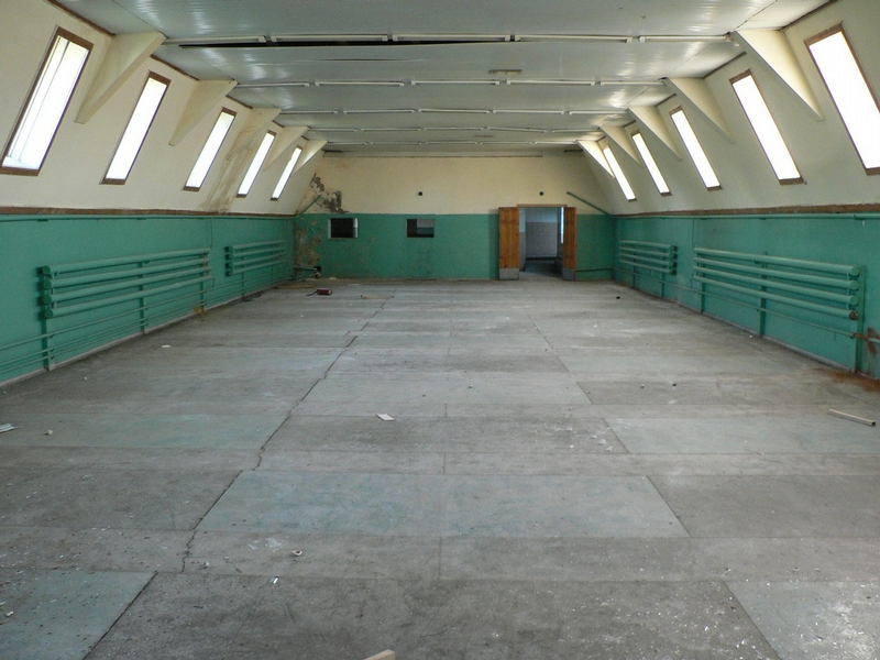 Abandoned Military Unit That Does Not Exist Today