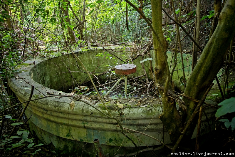Abandoned In Abkhazia: the Secret Reasearch Institute
