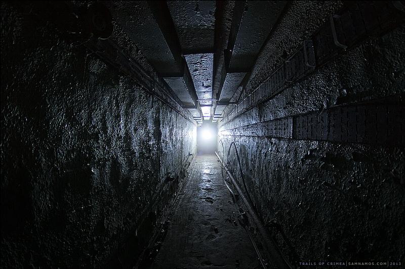 Ukrainian City Fortress Underground