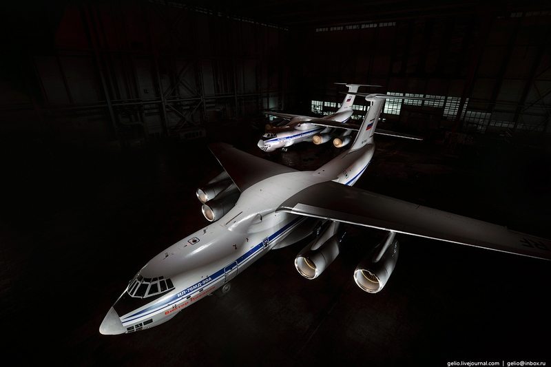 The Newest And Probably the Best Aircraft Plant of Russia