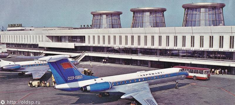 Air Gates of Saint Petersburg