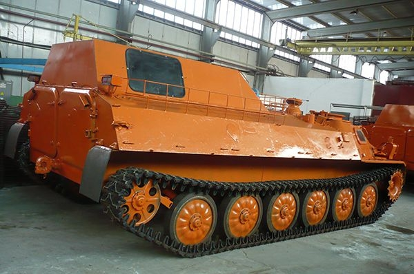 Tank Made By Airsoft Players