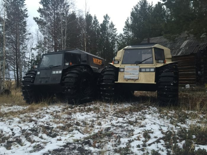 Right Vehicle For Russian Roads