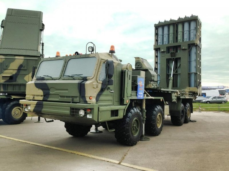 First Show of the Two Russian Combat Vehicles
