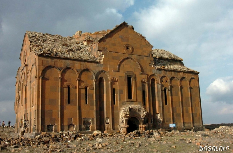The Ancient Armenian City of 1001 Churches
