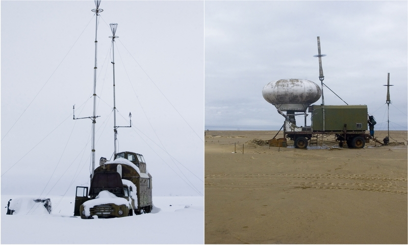 Abandoned Arctic Objects