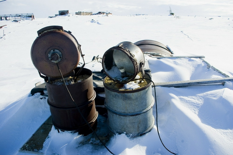 Arctic Barrels: How Are They Used?