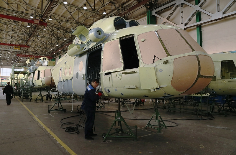 Process of the Making  Copters to be Used in Extreme Arctic