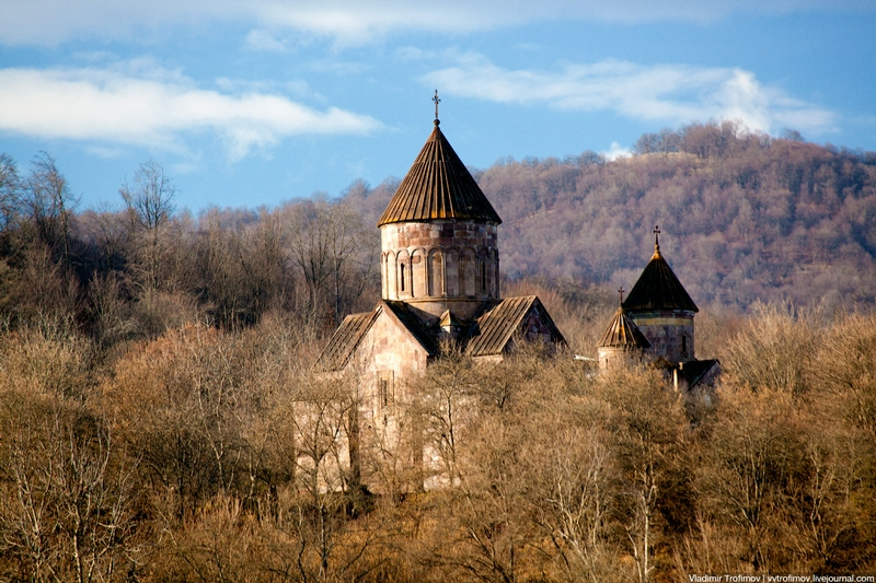 Sketches of Armenia
