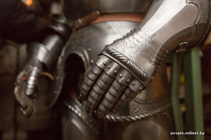 Armor Makers of Today