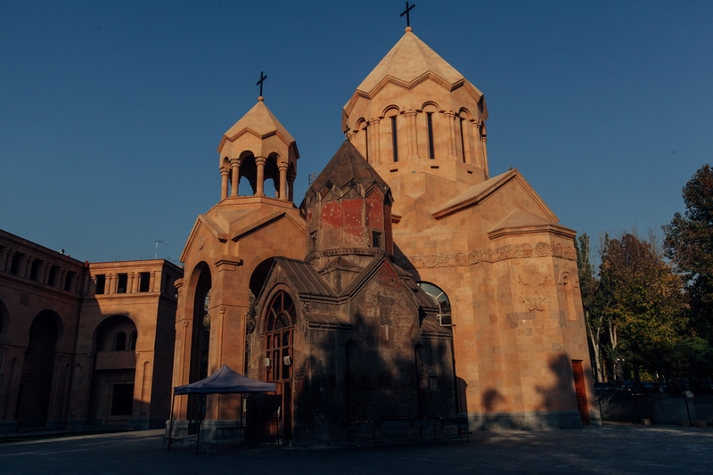 Ancient Churches of Armenia