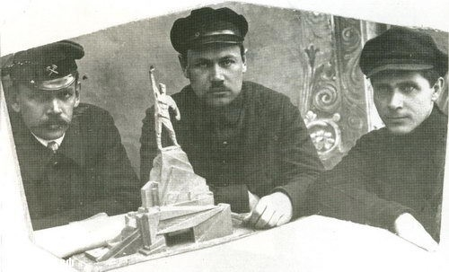 Artem, the Man and the Monument