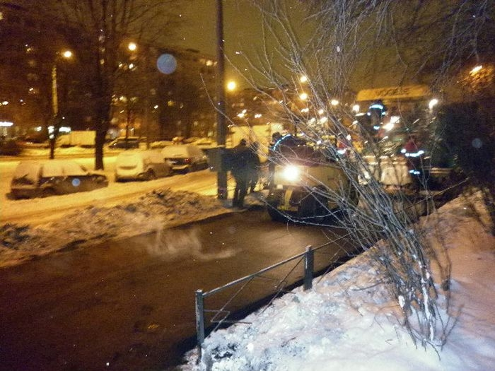Snow Has Fallen? High Time to Lay Asphalt!