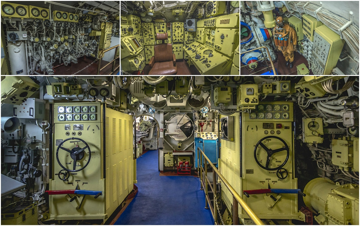Museum of submarines in Moscow: the most interesting exhibits. History, ticket price, location map 15
