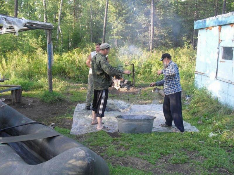 Trip to Baikal
