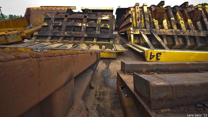 Home of Heavy Dump Trucks
