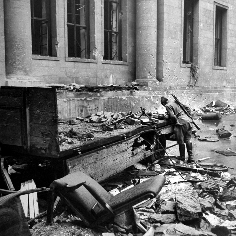 The Battle of Berlin In Pictures