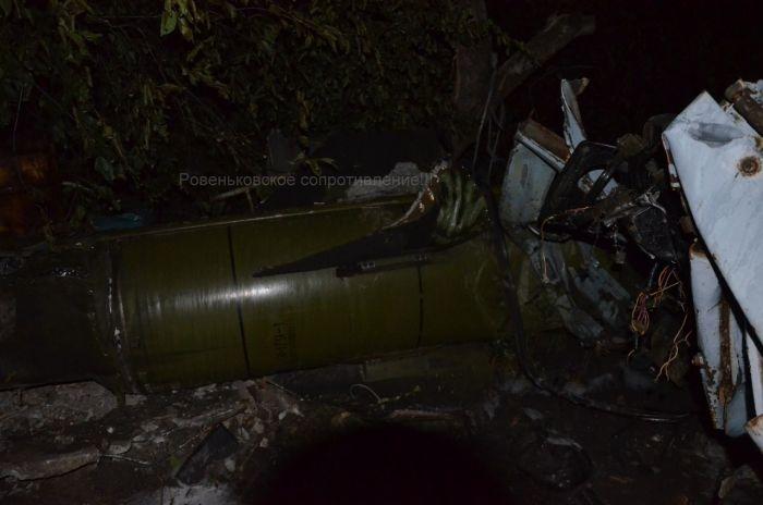 Blind Shells of Donbass