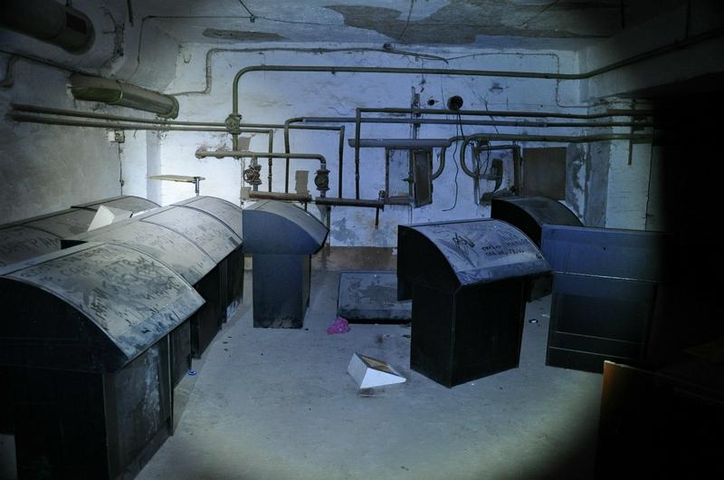 Old Hospital Shelter