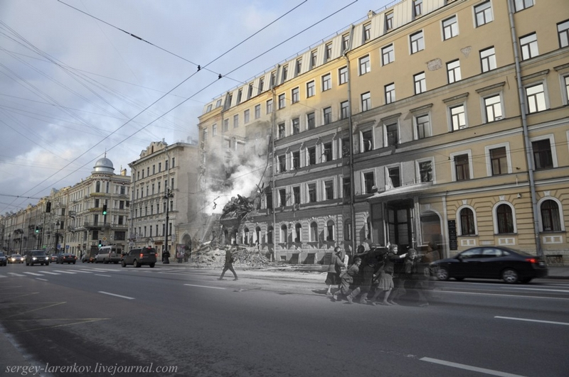 From Brest to Berlin: Amazing Photo Project of Sergey Larenkov