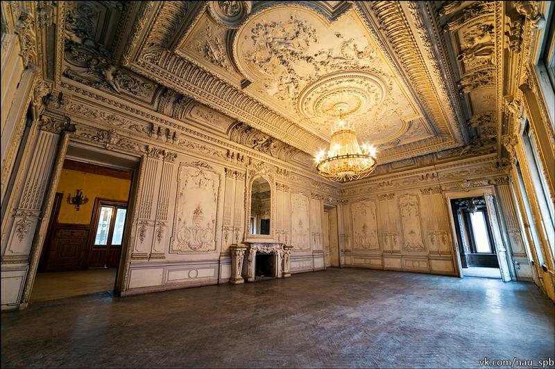 Grand Mansion of Russian Merchants