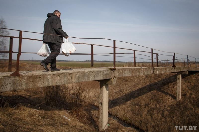 The Castle of a Belorussian Man