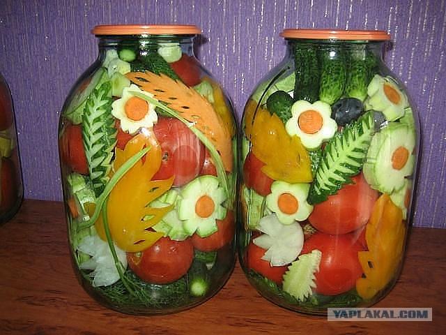 Summer Joy In the Jars