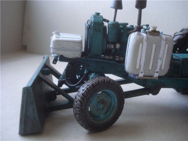 Is This Tractor Real?