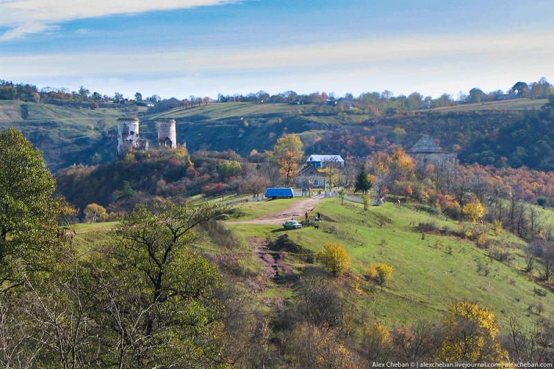 castles of ukraine 12