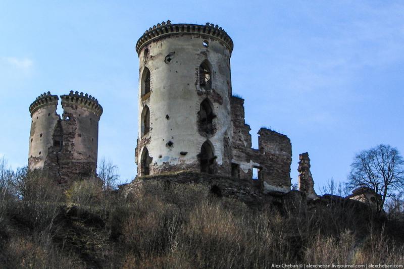 castles of ukraine 14