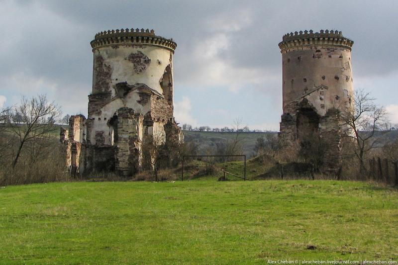 castles of ukraine 15