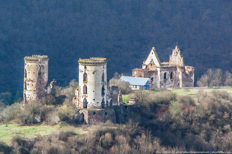 castles of ukraine 5