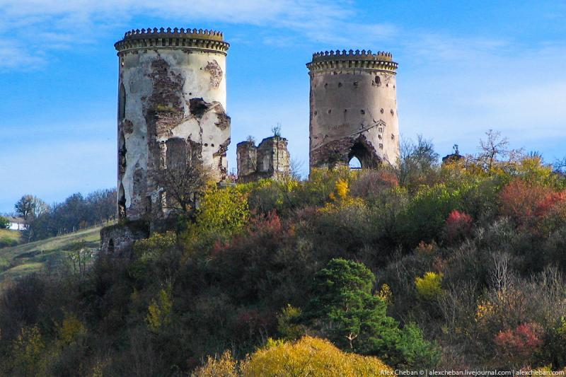 castles of ukraine 7