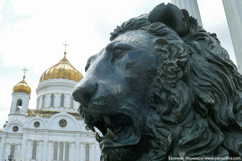 The Cathedral of Christ the Savior and Its Long Story