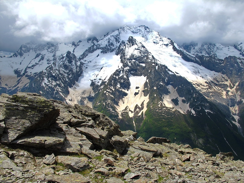 A Day In the Caucasus Mountains