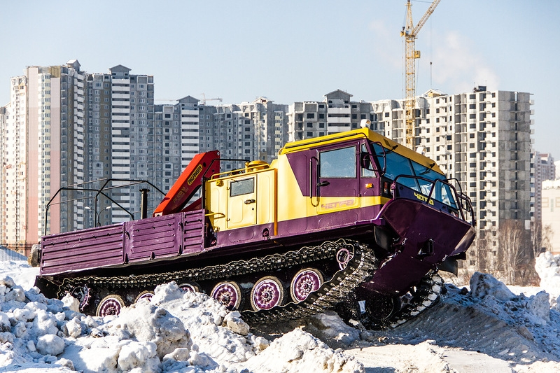 This Is How You Roll In Russia