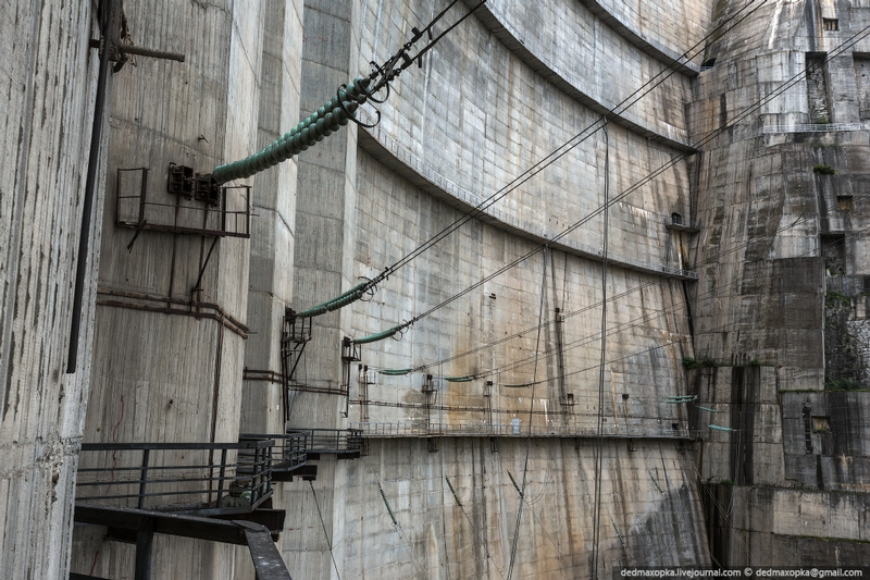 Really Huge Hydro Power Station