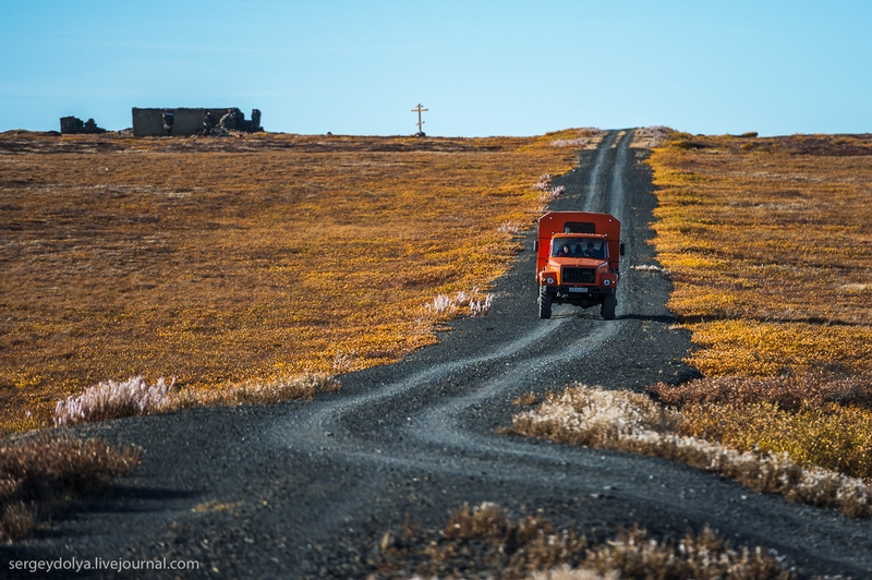 Roads of Chukotka