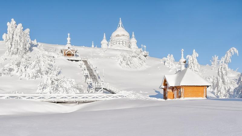 Russian Fairytale Winter