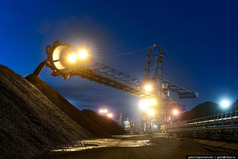 Russian Coal Terminals