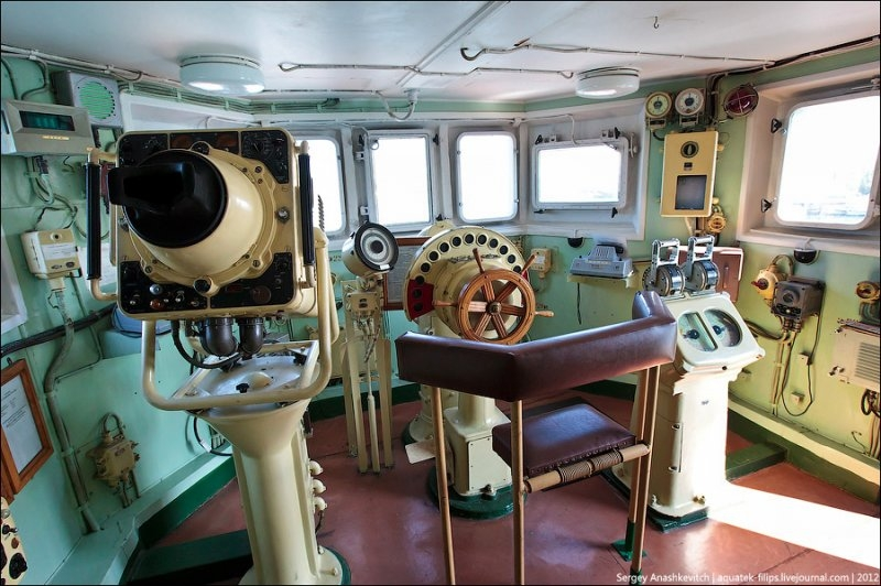 Commune Rescue Ship: 100 Years In Service
