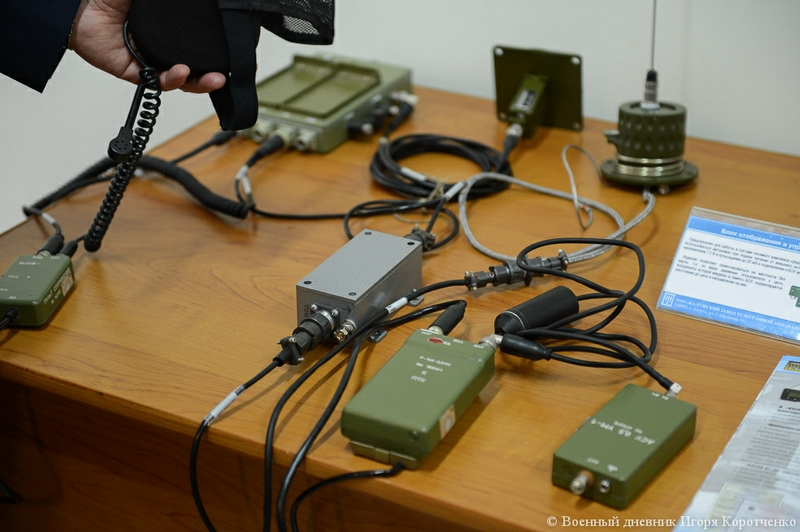 Making Communications For the Russian Army